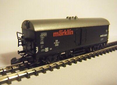New Marklin Z Gauge Wagon Rolling Stock 'Marklin Mini-Club'
