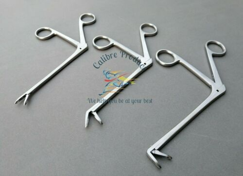 Wilde Blakesley Nasal Forcep Straight , 45° UP and 90° UP Angle Surgical-ENT