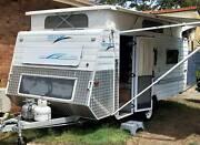 Millard poptop 2003 17.6 ft. caravan Newcastle Newcastle Area Preview