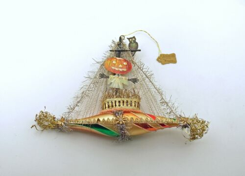 Halloween Ornament Ghost Ship Bethany Lowe