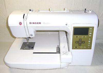 Машины для вышивания New Singer Studio