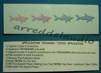 Paul & Shark Paul&shark Yachting Adesivo Tatuaggio Tatoo Originale Squalo Cm 6,5 - paul & shark - ebay.it
