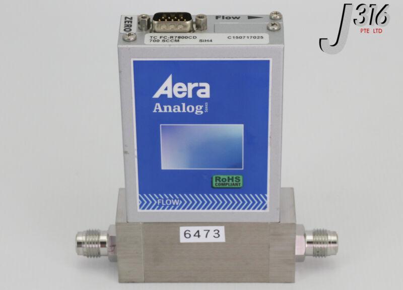 6473 AERA MASS FLOW CONTROLLER TC FC-R7800CD