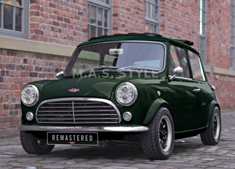MINI Mini Remastered by David Brown Automotive