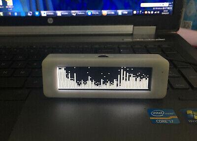 3.12 Oled Music Spectrum Display Analyzer Audio Level Indicator Rhythm Vu Meter