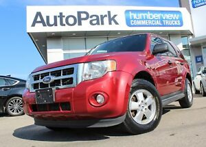 2012 Ford Escape XLT 3.0L V6 | HEATED LEATHER | ALLOYS