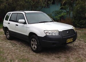 2005 SUBARU FORESTER Grafton Clarence Valley Preview
