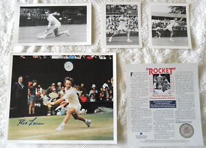 ROD-LAVER-AUSTRALIAN-LEGEND-SIGNED-IN-PERSON-PRINT-TENNIS-GRAND-SLAM-WINNER-COA