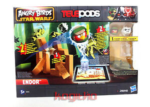 NEUOVP Hasbro Star Wars Angry Birds Telepods ENDOR Spielset Action Spiel Game