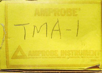 Amprobe Tma 1 Multi-temp Flat Probe Temperature Test Lead Tma 1
