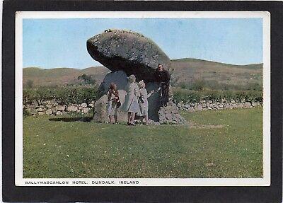 BALLYMASCANLON HOTEL, Dundalk, Co.Louth, Ireland. Proleek Stone. Temple Press.