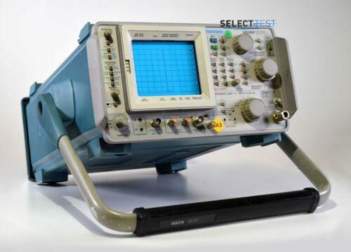 TEKTRONIX 492BP 10 kHz - 21 GHz SPECTRUM ANALYZER ****LOOK**** (REF.: G)