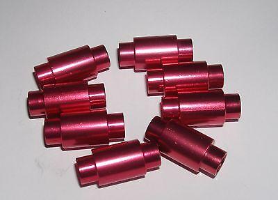 8 Stück Powerslide Inline Spacer für 6 mm Achsen Micro Lager , Neu