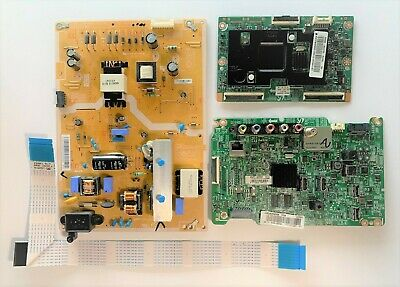 Samsung UN55J6201AFXZA Version US02 LED Smart TV Board Replacement Kit