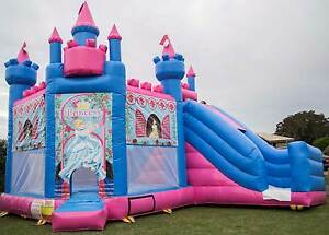 Princess Jumping castle full day hire $250 Bellmere Caboolture Area Preview