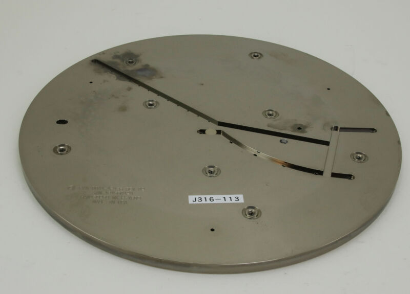 113 Applied Materials Reflector Plate, Inject, 300mm Radiance Plus 0041-12156