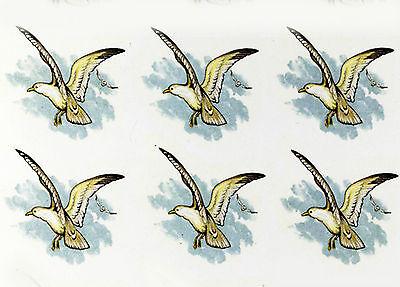 Керамическая Decals Seagull Gull Sea Birds