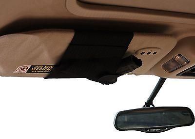 Automobile Sun Visor Gun Holster