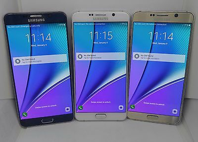 Samsung Galaxy Note 5 N920t 32Gb    T Mobile Metropcs  Excellent  Good Etc