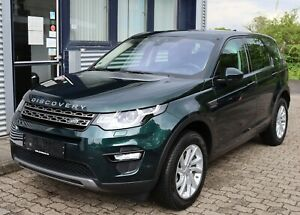 Land Rover Discovery Sport TD4 SE AUT 4WD 7-SITZE MERIDIAN