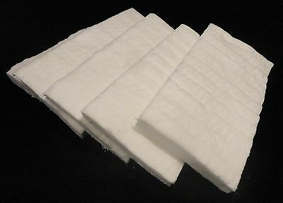"TAOFIBRE HIGH PURITY THERMAL INSULATION BLANKET 12"" x 6"" x 1"" THICK  No. 308"