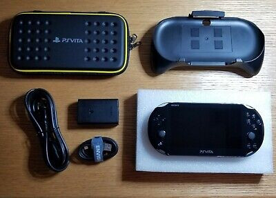 PS Vita Slim PCH-2006 ON 3.60 Henkaku Enso CFW + Extras ***READ BEFORE BUYING***