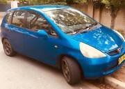 2004 Honda Jazz Hatchback Gungahlin Gungahlin Area Preview