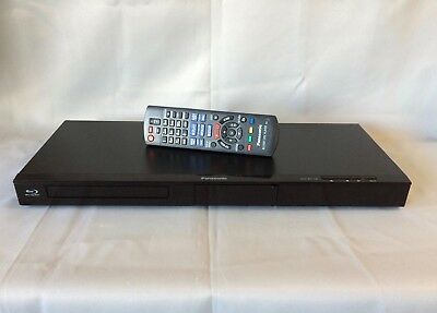 Panasonic DMP-BDT130 3D Blu-Ray Player