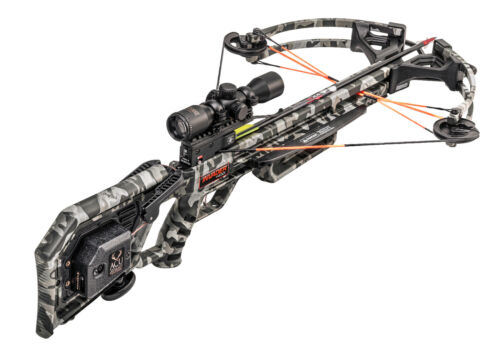 Wicked Ridge Invader 400 AcuDraw crank Crossbow Package