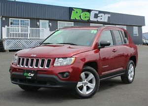 2011 Jeep Compass REDUCED | NORTH | 4X4 | HEATED SEATS | BLUE...