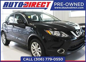 2017 Nissan Qashqai SV FWD | SV | 2.0 | BLUETOOTH | BACK UP C...