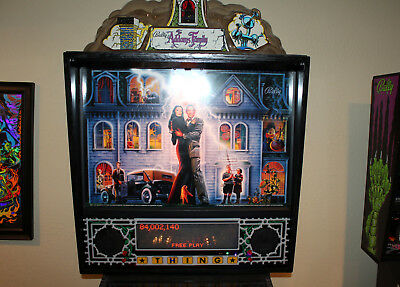 Addams Family Pinball Machine - Completely Refurbished!