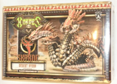 Desert Hydra Gargantuan Warbeast Kit Skorne Hordes PIP 74086