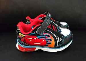 Cars Lightning Mcqueen light up shoes US Sz.7 Engadine Sutherland Area Preview