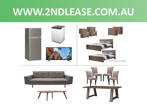 RENT FURNITURE PACKAGE DEAL: From only $112/week (FREE DELIVERY)