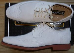 YOUR PICK IZOD, STACY ADAMS OR SONOMA MENS SUEDE LEATHER CASUAL SHOES LIST $75