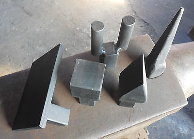 *****HANDGEFERTIGT  5. Werkzeuge, Schmiedewerkzeug, Amboss, Gesenke*******