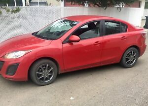 2011 Mazda3, Automatic with Car Starter