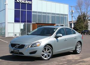 2013 Volvo S60 T6 Premier Plus AWD | HEATED LEATHER | SUNROOF