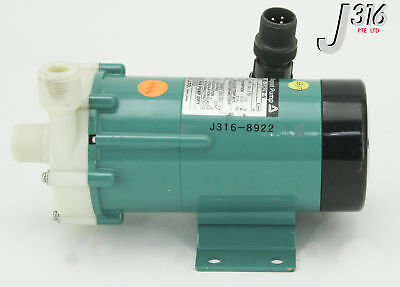 8922 Iwaki Magnet Pump 70w 26502950 Rpm Md-30rzm-n