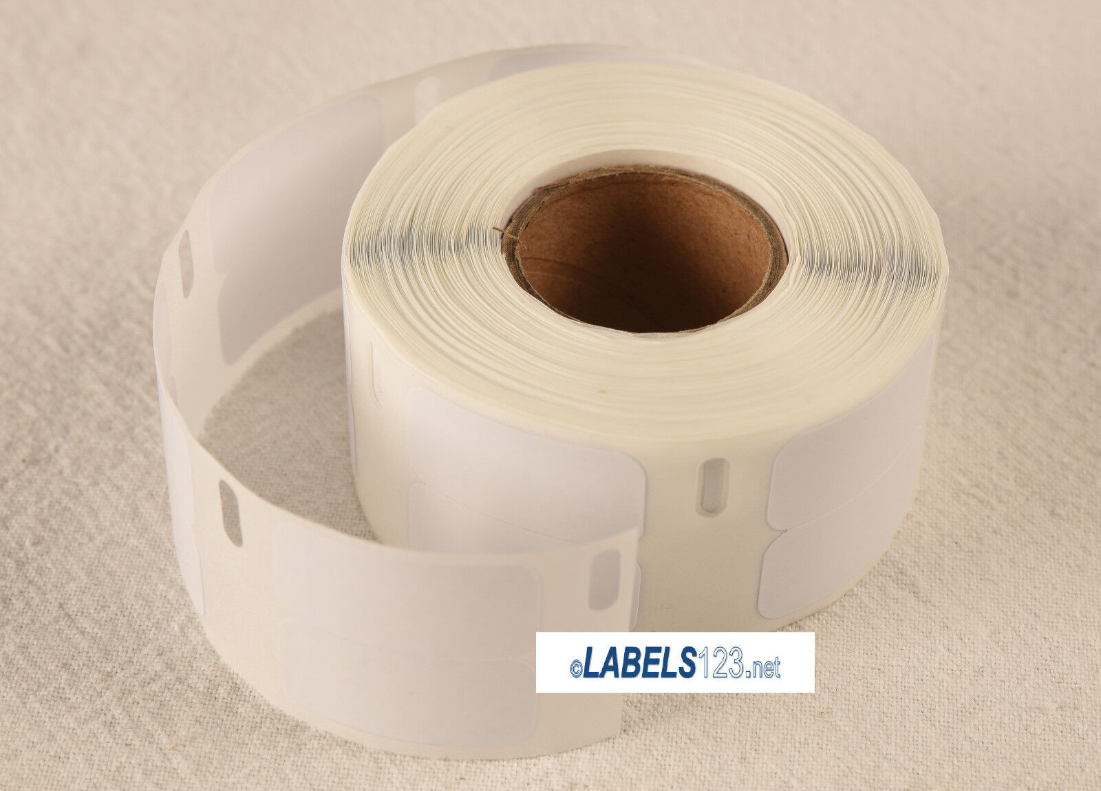 30334 Jumbo DYMO® Compatible Thermal Print Labels Permanent Adhesive 15 Rolls