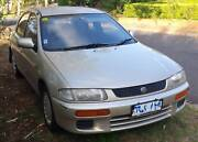 Mazda 323 Protege 1991 Griffith South Canberra Preview