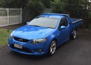 Ford Falcon 2011 FG XR6 Turbo Super Cab Steel Tray 6 Speed Auto Ute Toowoomba Toowoomba City Preview