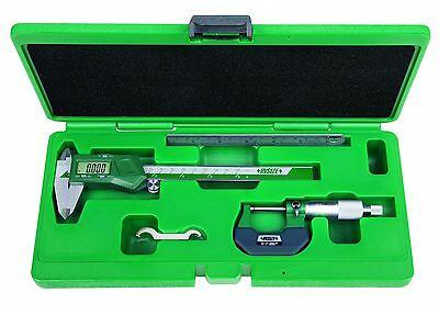 5003-1e Insize 3pc Measuring Tool Set