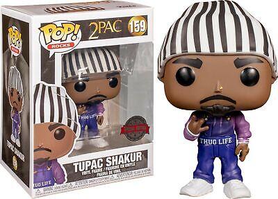 TUPAC SHAKUR - 2PAC - #159 - FUNKO