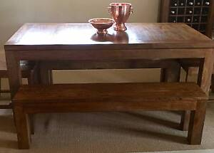 Dining table, buffet and chairs in excellent condition Killara Ku-ring-gai Area Preview