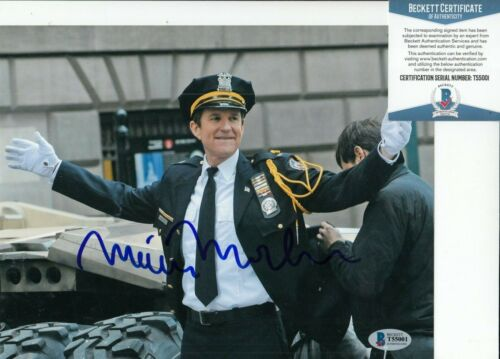 MATTHEW MODINE signed (THE DARK KNIGHT RISES) 8X10 photo BECKETT BAS T55001