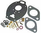 Carburetor Kit Super 77 88 66 550 660 770 1550 1555 Oliver Marvel Schebler Ms212