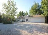 Walk out Bungalow on 3 treed acres close to West Edmonton