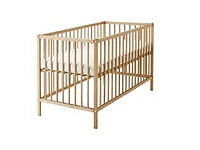 IKEA snigler baby crib with Mattress(Awesome deal)